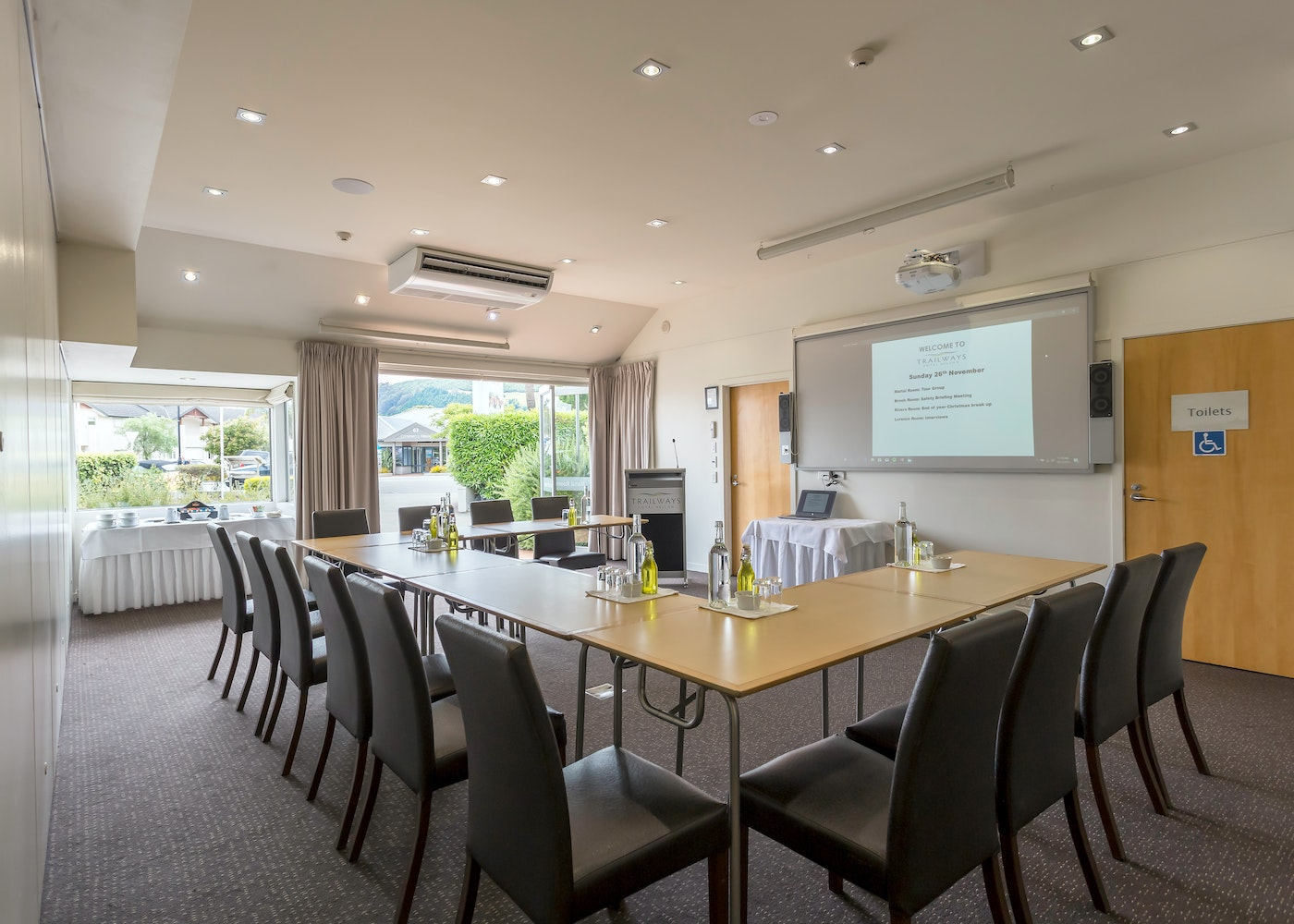 Nelson NZ Functions & Meetings | Trailways Hotel Nelson